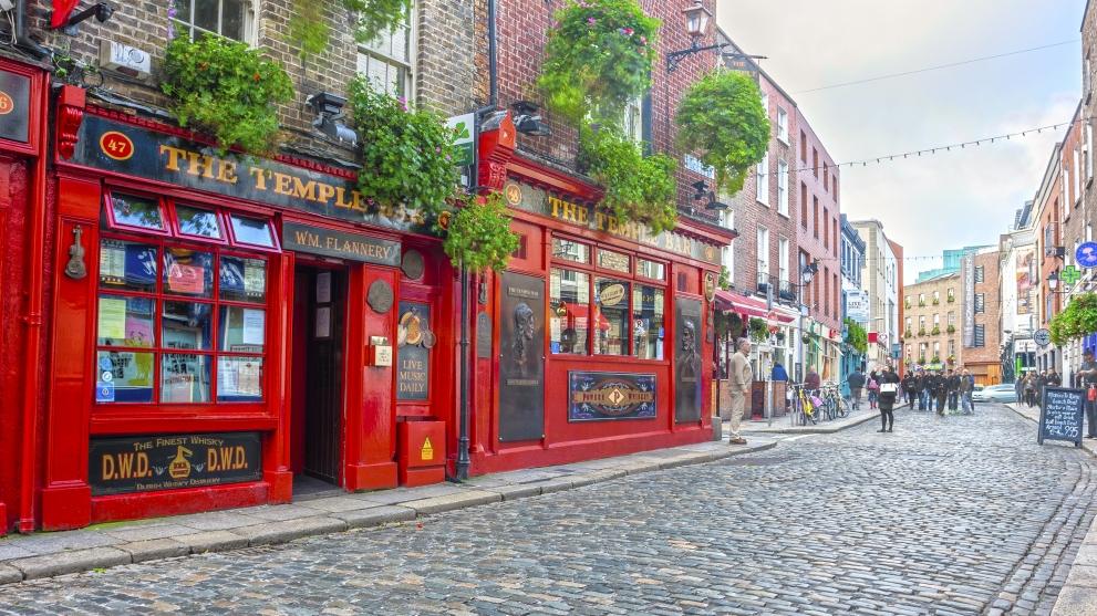 City Break de toamna in Dublin, Irlanda! 164 euro ( zbor si cazare 4 nopti)