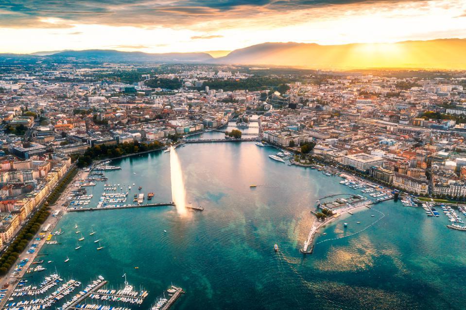 City break in Geneva, Elvetia – 152 euro (zbor si cazare 3 nopti)