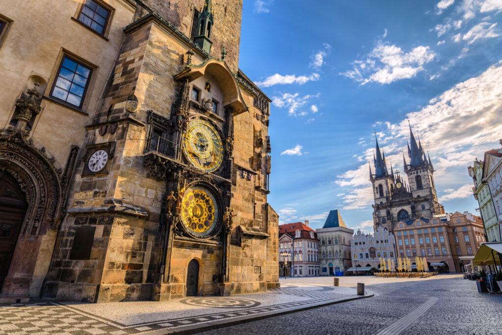 Vacanta in oraşul celor o mie de turnuri, Praga, Cehia – 165 euro (zbor si cazare 7 nopti)
