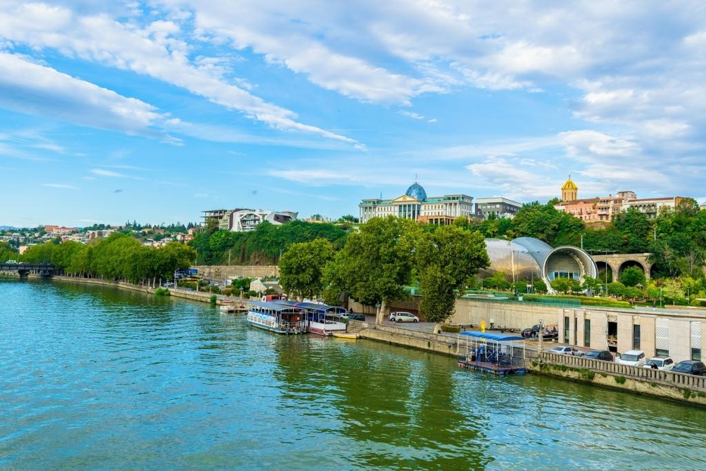 Despre Tbilisi  (Georgia), cand sa mergi, perioade bune si atractii turistice