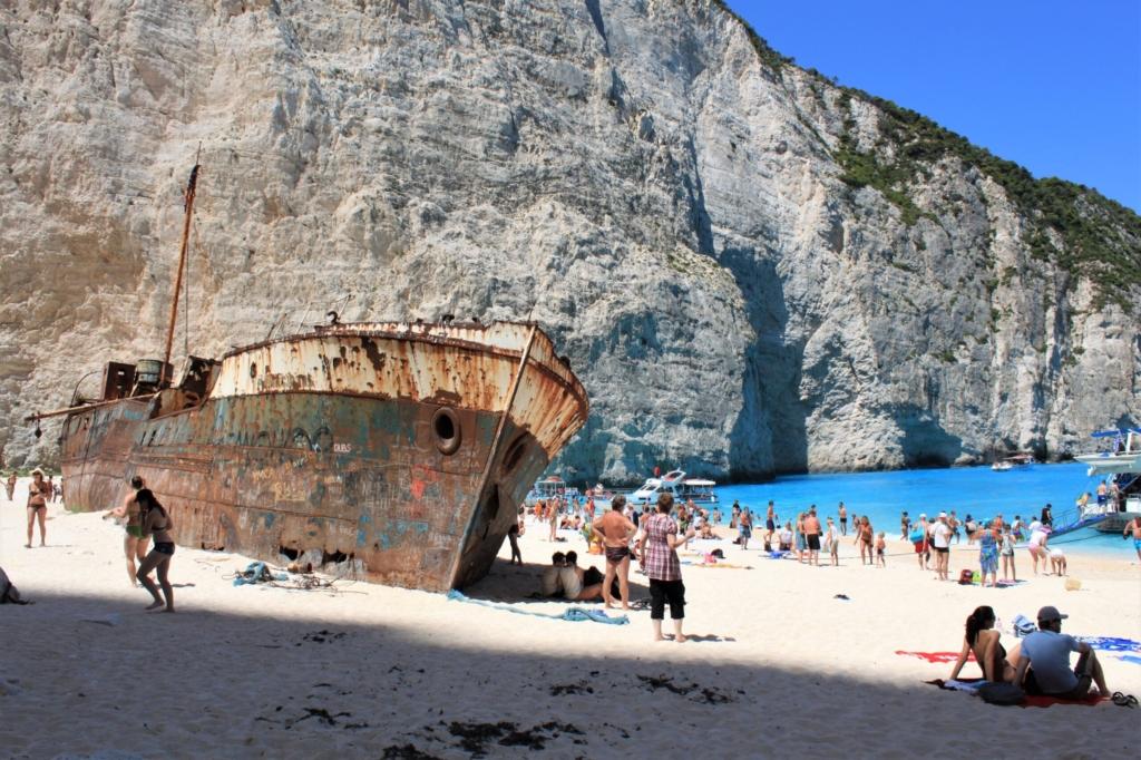 Vacanta ieftina in Zakynthos, Grecia – 167 euro ( zbor + cazare 7 nopti)