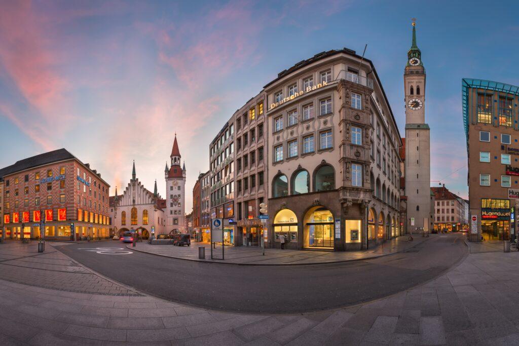 Despre Munich/Munchen (Germania), cand sa mergi, perioade bune si atractii turistice