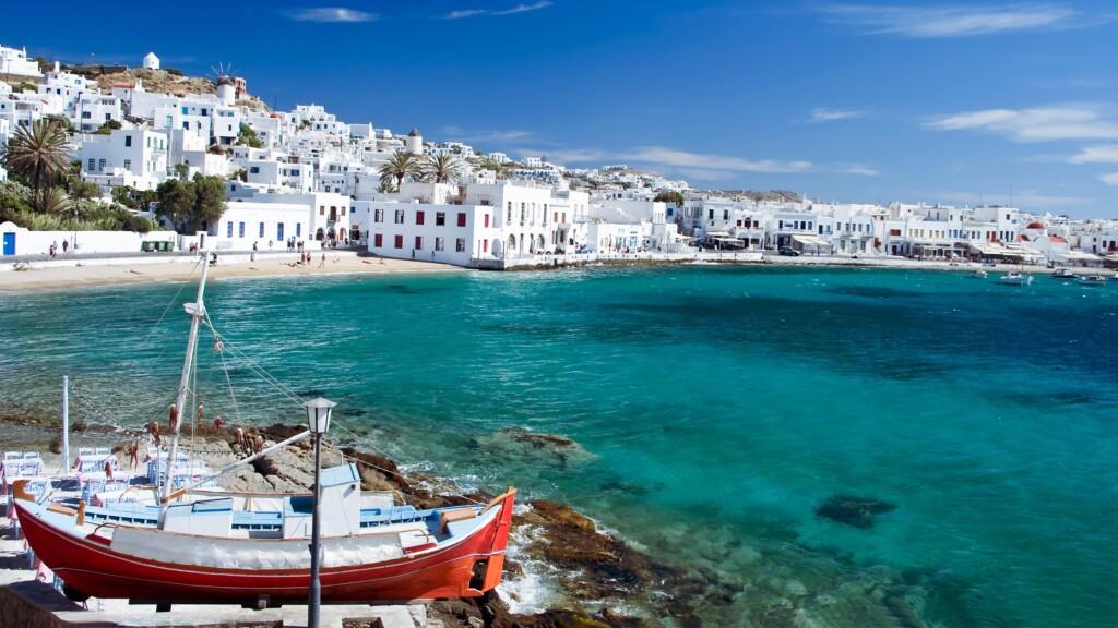 Vacanta de vara in Mykonos, Grecia la 241 euro (zbor si cazare 7 nopti)!