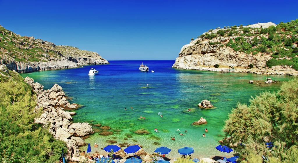 O saptamana de vara in Rodos, Grecia! 178 euro ( zbor si cazare)