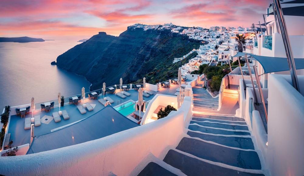 Vacanta in Santorini, Grecia –  180 euro (zbor + cazare 4 nopti)