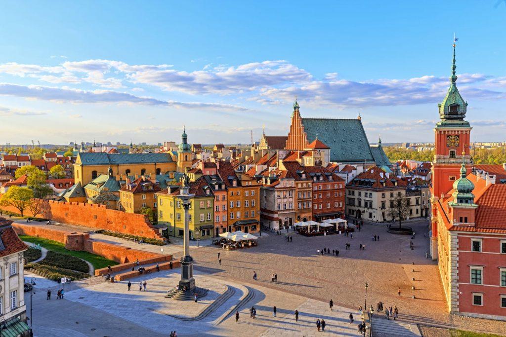 City break in Varsovia, Polonia la doar 94 euro! ( zbor si cazare 3 nopti)