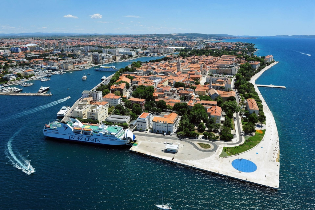 Despre Zadar (Croatia), cand sa mergi, perioade bune si atractii turistice